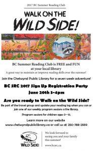 BC SRC 2017 Flyer