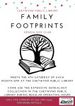 Family Footprints @ Chetwynd Public Library