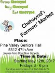 Chetwynd Farmers Market @ Pine Valley Seniors Hall