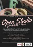 Open Studio @ Chetwynd Public Library