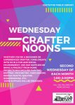 Wednesday Crafternoons @ Chetwynd Public Library