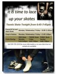 Parent & Tot or Adult Skate @ Chetwynd & District Rec Centre