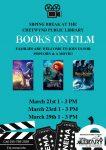 Spring Break @ the CPL - Books on Film! @ Chetwynd Public Library