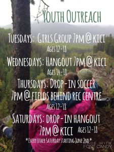 Youth Outreach - Girls Group Ages 8-12 @ KICI