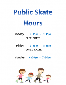 Public Skate @ Chetwynd & District Rec Centre