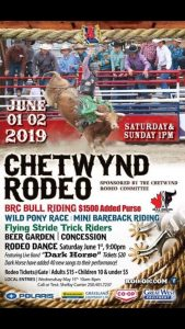 Chetwynd Rodeo @ Pine Valley Exhibition Park