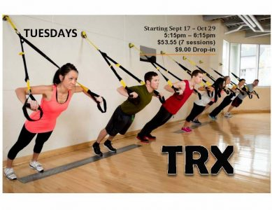 TRX @ Chetwynd & District Rec Centre