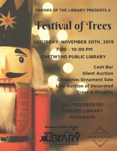 Festival of Trees @ Chetwynd Public Library